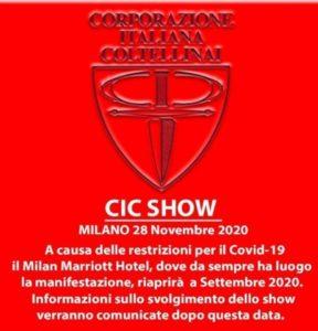 cic show 2020