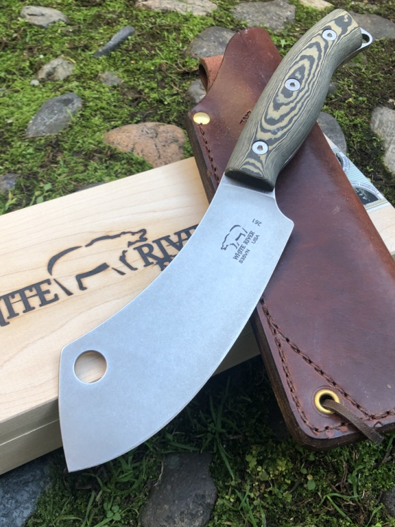 3_White River Knife and Tool Camp Cleaver