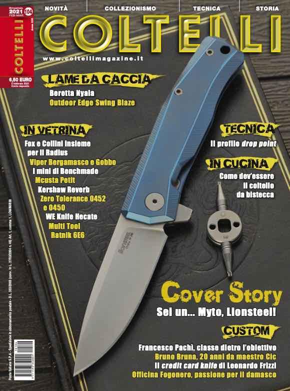 cover COLTELLI 104